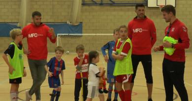 MIDDLESBROUGH FOOTBALLERS GIVE CHILDREN WITH DISABILITIES A HEART-WARMING SURPRISE