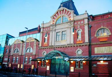 GRAND REOPENING OF ONE OF THE NORTH EAST'S OLDEST THEATRES