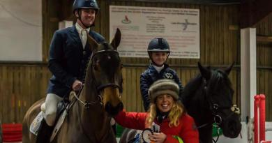 GRAND OPENING OF NEW EQUESTRIAN CENTRE