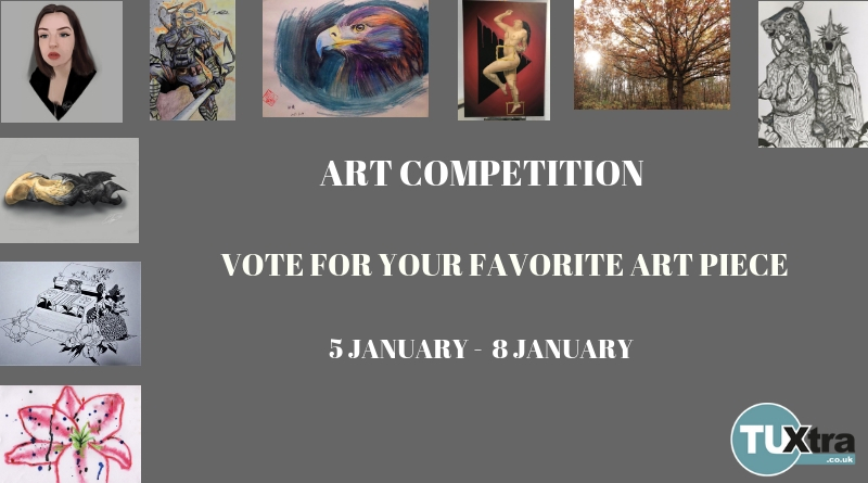 VOTE FOR YOUR FAVOURITE ART PIECE!