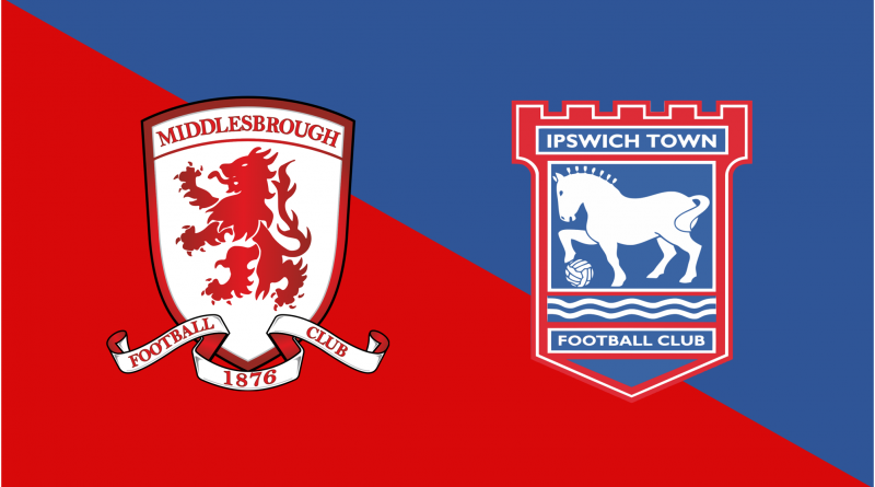 LIVE: MIDDLESBROUGH V IPSWICH TOWN
