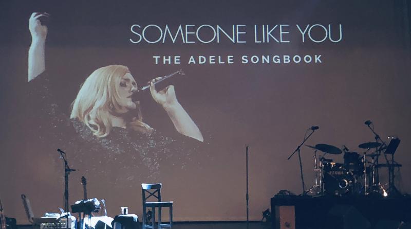 """""""HELLO…"""" IT'S KATIE MARKHAM – THE ADELE SONGBOOK"""