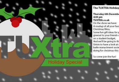 TUXTRA TV: HOLIDAY SPECIAL