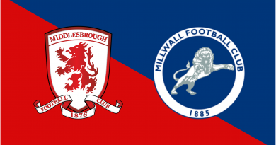 LIVE: BORO VS MILLWALL