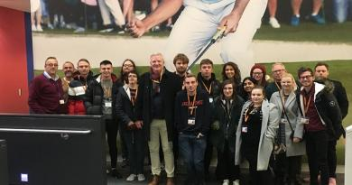 JOURNALISM STUDENTS GO TO LONDON ON STUDY TRIP
