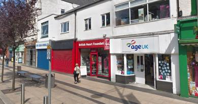CHARITY SHOPS COMBAT THE DECLINE OF THE MODERN HIGH STREET