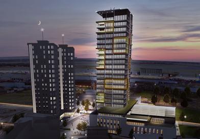MAYOR ANNOUNCES £250M DIGITAL CITY DEVELOPMENT THAT WILL 'TRANSFORM MIDDLESBROUGH SKYLINE'