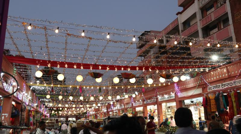 PUSHKAR AND JAIPUR, THE TOUR OF INDIA CONTINUES
