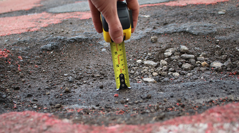 A ROAD TOO FAR: MIDDLESBROUGH'S POT HOLE CRISIS