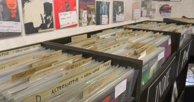 THE VINYL REVIVAL WITH SOUND IT OUT RECORDS