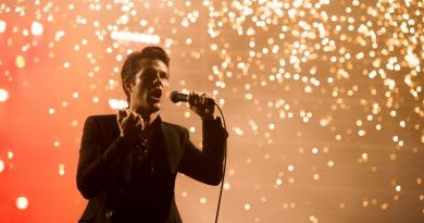 THE KILLERS ARE COMING TO THE BORO!