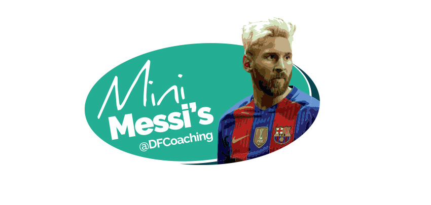 The logo for the Mini Messi's programme
