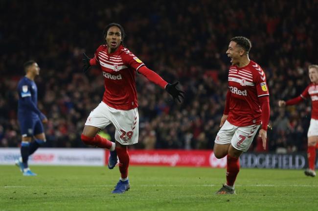 Middlesbrough 1-0 Huddersfield: Match Report