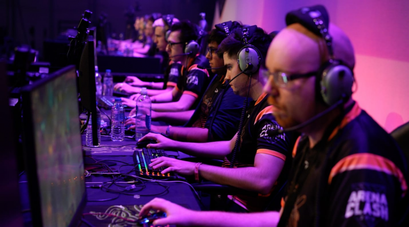 TEESSIDE UNIVERSITY ESPORTS SOCIETY SET FOR NATIONAL COMPETITION.