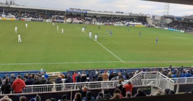 Hartlepool United 2-0 Stockport County – Match Review