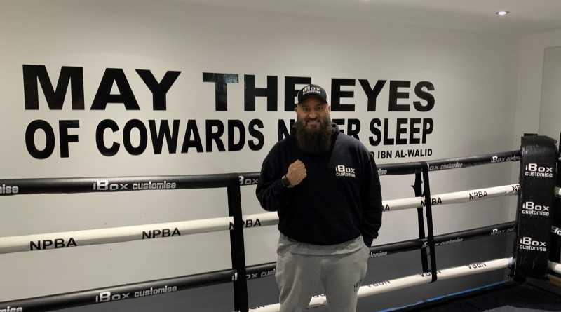 COACH IMRAN NAEEM ON HELPING KIDS BOX TO A BRIGHTER FUTURE