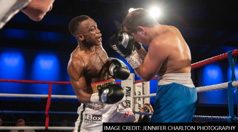 PROFESSIONAL BOXER JOE MAPHOSA TALKS ABOUT HIS CAREER SO FAR