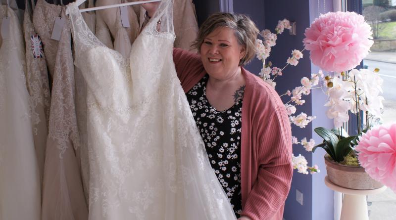 NEW WEDDING BOUTIQUE FOR CURVY BRIDES