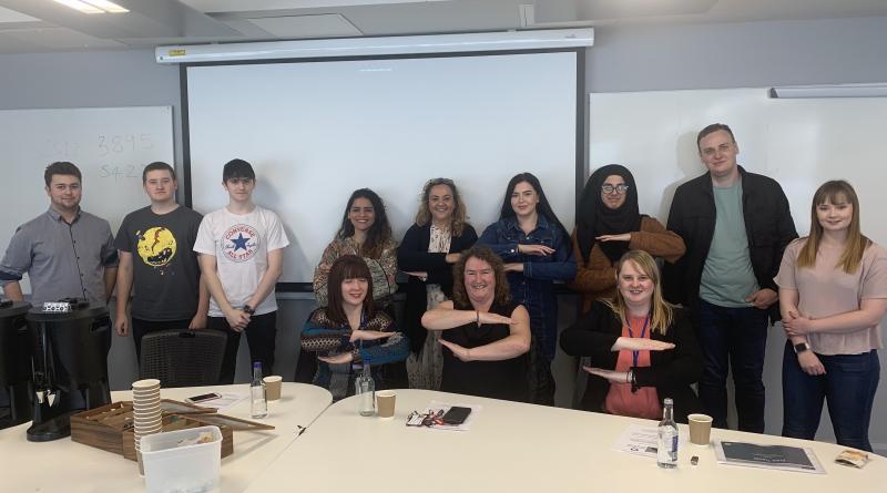 Celebrating International Women's Day at Teesside University