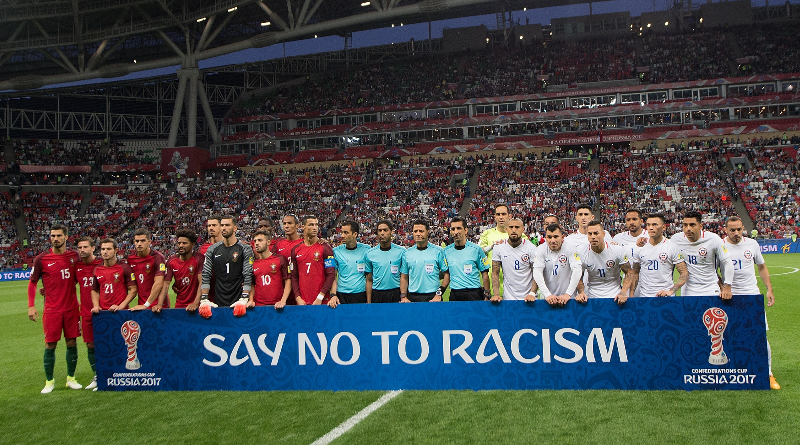 TACKLING RACISM IN FOOTBALL: IS ENOUGH BEING DONE?