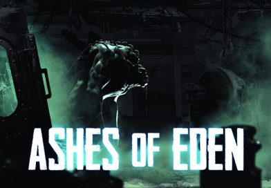 ASHES OF EDEN, TV SERIES CONCEPT PITCH – KIERAN LOCKWOOD