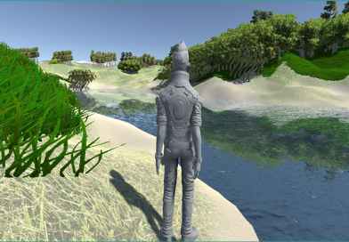 HOW PROCEDURAL GENERATION IS USED TO CREATE TERRAINS – JAMES HADLEY