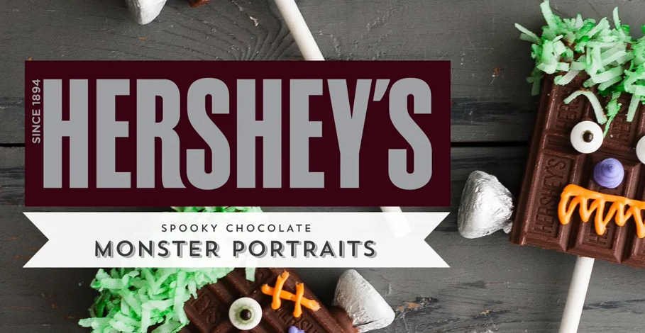 Chocolate Monster Pops