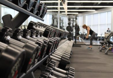 SHOULD GYMS BE CLASSED AS ESSENTIAL FOR PEOPLES' WELLBEING?