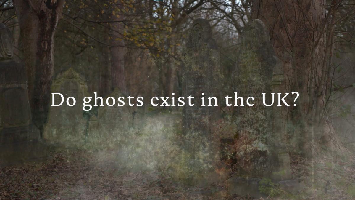 Haunted Britain - Trailer