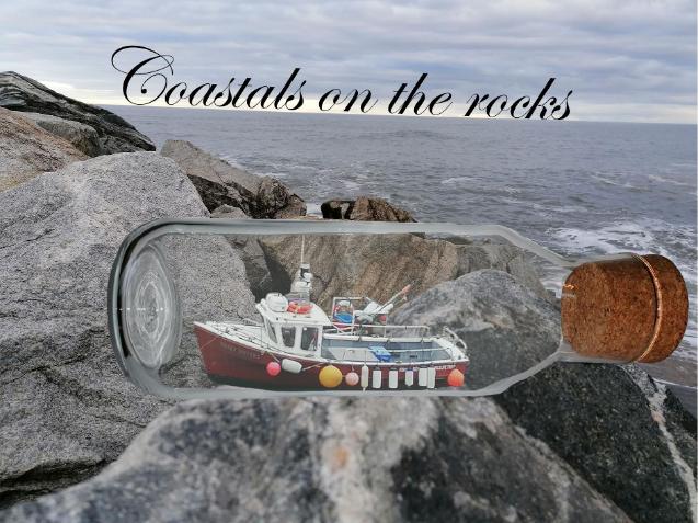 Coastal on the Rocks - Taster Tape