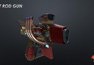 Hot Rod Gun