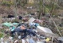 FLY-TIPPING CONTINUES TO PLAGUE COMMUNITY AS AUTHORITIES DEAL WITH ABANDONED RUBBISH