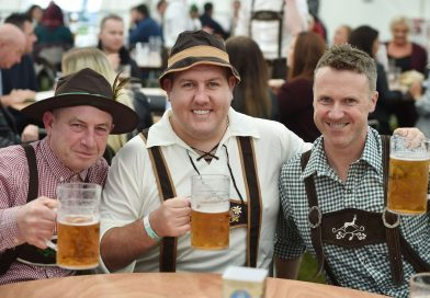 Oktoberfest arrives in Middlesbrough for the first time in three years!
